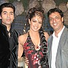 MB with Karan Johar & Priyanka Chopra