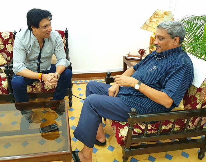 Saddened to know about the demise of #ManoharParrikar j...