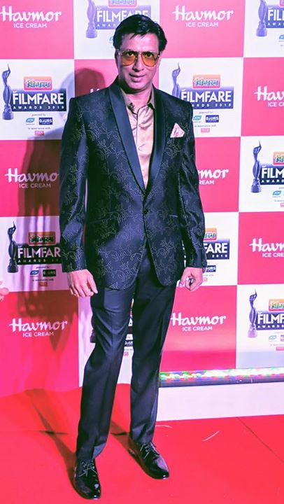 At the #FilmfareAwards2019
